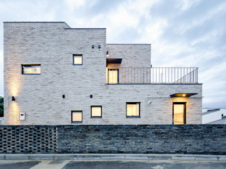 (주)건축사사무소 코비 Rumah Modern