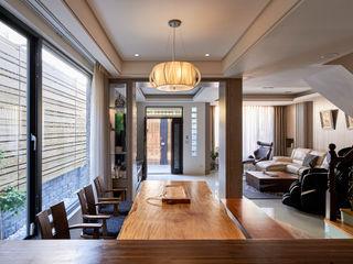 /6 世家新室內裝修公司 Classic style dining room