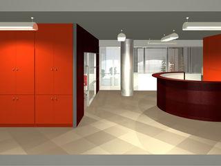 Contract Arredo Ufficio Studio Tecnico Giemme