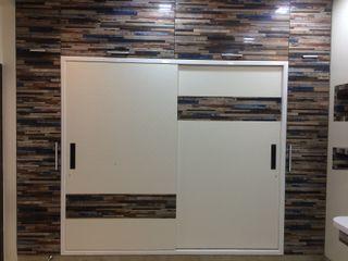 Nabh Design & Associates Quartos minimalistas