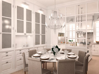 DISIGHT Classic style dining room