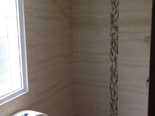 Erick Becerra Arquitecto Modern style bathrooms