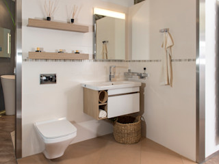 Will GmbH Modern style bathrooms