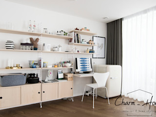 CHARM_HOUSE Вітальня