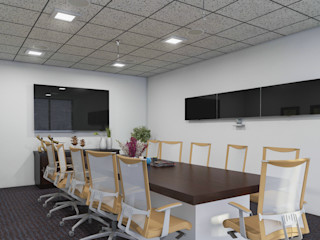 3D Interior Renderings JMSD Consultant - 3D Architectural Visualization Studio Office spaces & stores