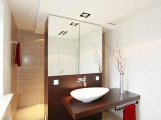 Bad in Vohenstrauß Fichtner Gruber Architekten Moderne Badezimmer
