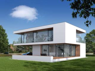 Wohnhaus Lab 07 Fichtner Gruber Architekten Moderne Häuser