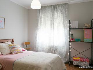 custom casa home staging Skandinavische Kinderzimmer