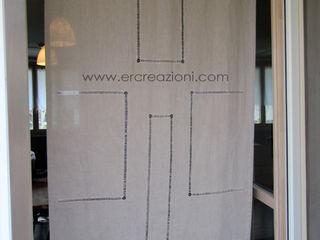 ERcreazioni - Eleonora Rossetti Creazioni Office spaces & stores Beige