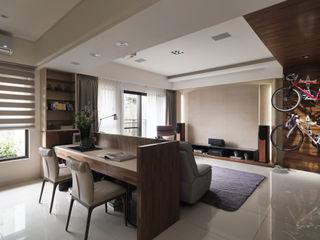 星葉室內裝修有限公司 Modern study/office