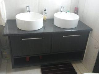 Bathroom Vanities SCD Group Classic style bathroom Wood Wood effect