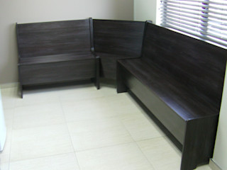 Braai areas and other SCD Group Classic style dining room Wood Wood effect