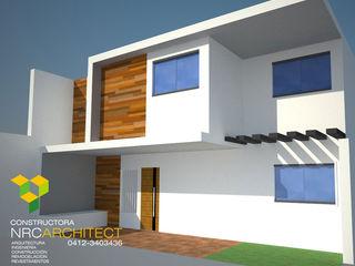 Proyectos de Arquitectura Residencial Constructora NRC ARCHITECT C.A. Anexos de estilo moderno