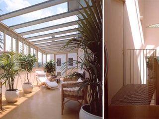 Pietro Carlo Pellegrini Architetto Modern Conservatory
