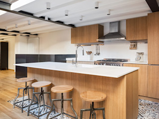 NOMADE ARCHITETTURA E INTERIOR DESIGN Cocinas industriales