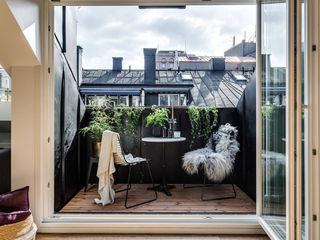 Design for Love Balcones y terrazas escandinavas