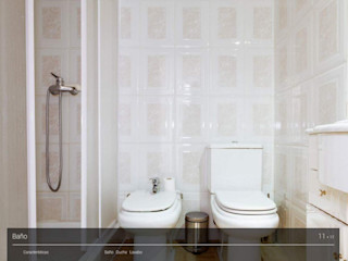 Marketing Inmobiliario - Home Staging Classic style bathroom