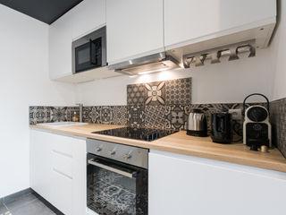 Appartement T2 - Le16 SAS Alexandre TRIPIER