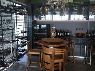 Graftink Interior and Architectural Design Studio Cantina moderna