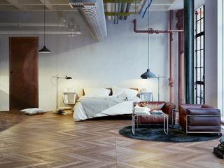 Effebiquattro S.p.A. Salas de estilo moderno