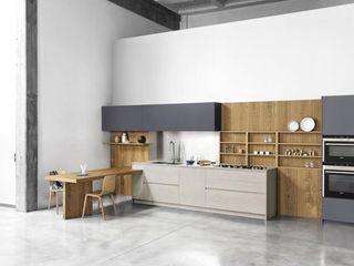 Easy POLARISLife CucinaPiani di lavoro Legno Marrone