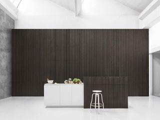 Wood POLARISLife CucinaPiani di lavoro Legno Nero