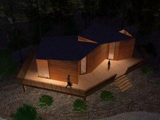Studio dt Arch&Art Rustic style bedroom