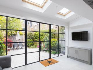 Extension, Clapham SW11 TOTUS Modern living room