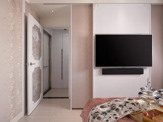 趙玲室內設計 Dormitorios de estilo clásico