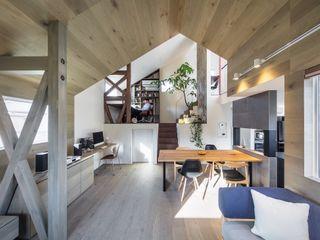 株式会社seki.design Modern Living Room