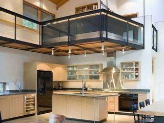 Modern Home Balcon, Veranda & TerrasseMobilier