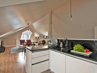 Pureza Magalhães, Arquitectura e Design de Interiores KücheAufbewahrung und Lagerung