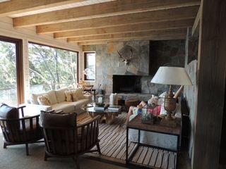David y Letelier Estudio de Arquitectura Ltda. Modern living room