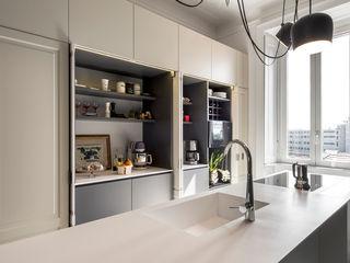 Tommaso Giunchi Architect Cocinas de estilo clásico