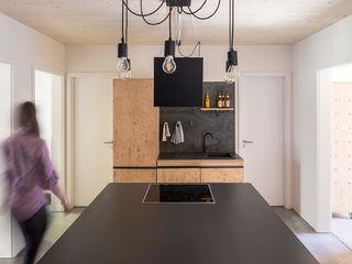 Shared Living Apartments Sehw Architektur Minimalistische Hotels Holz Holznachbildung