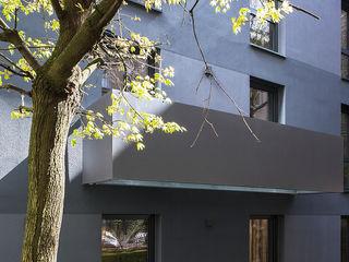 Shared Living Apartments Sehw Architektur Minimalistische Hotels Grau