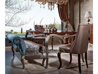 Kapars Mobilya & Dekorasyon Ruang Makan Klasik