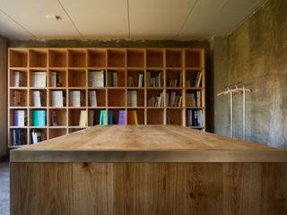 一級建築士事務所 こより minimalist style media rooms