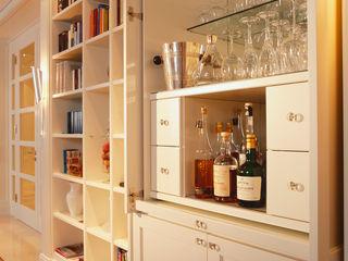 Verschiedene Kundenprojekte Hunke & Bullmann Klassische Wohnzimmer Weiß