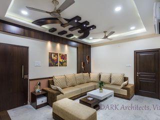 ARK Architects & Interior Designers 现代客厅設計點子、靈感 & 圖片