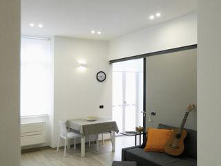 M2Bstudio 现代客厅設計點子、靈感 & 圖片