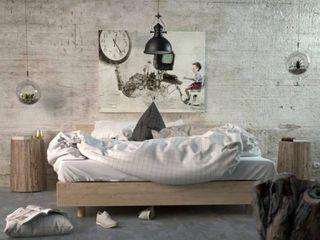 SolidART Digital Architecture Moderne Schlafzimmer