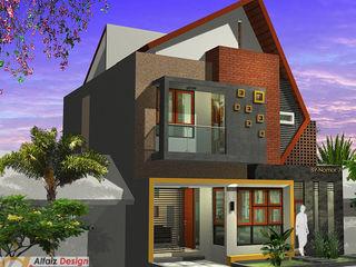 Alfaiz Design Tropical style houses