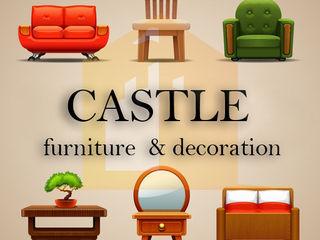 كاسل للإستشارات الهندسية وأعمال الديكور والتشطيبات العامة HouseholdAccessories & decoration Flax/Linen Black