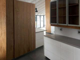 Black Canvas Architectural Interiors Cocinas de estilo escandinavo