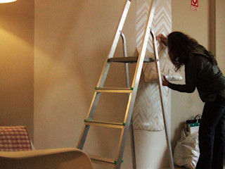 MAMAISON Atelier Interiores Дитяча кімнатаАксесуари та прикраси Рожевий