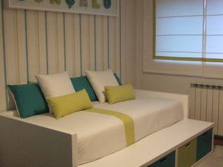 MAMAISON Atelier Interiores Дитяча кімнатаЗберігання Зелений