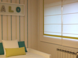 MAMAISON Atelier Interiores Дитяча кімнатаАксесуари та прикраси Зелений