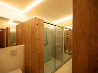 3rdskin architecture gmbh Ванна кімната