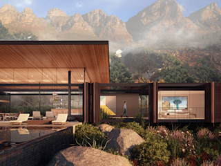 Kunst Architecture & Interiors Rumah Modern